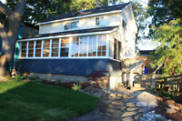 Grand Bend Cottage Rental July 25 to August 8. $1700.00 per week