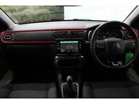 2017 Citroen C3 1.2 PureTech 82 Flair Nav Edition 5dr Hatchback Petrol Manual