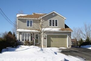 A MUST SEE SHEDIAC AREA. ATTACHED GARAGE
