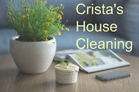 House cleaning available in Pickering, Ajax and Whitby