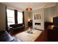 Beautiful spaciuos 2 double bedroom maisonette, garden, osp, Wimbl'n stn & S.Wim tube 7 mins,