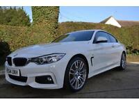 2014 BMW 4 SERIES 420D M SPORT AUTO COUPE DIESEL