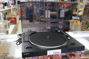 **CLASSIC** Sony PS-LX300 USB Turntable (#17052)