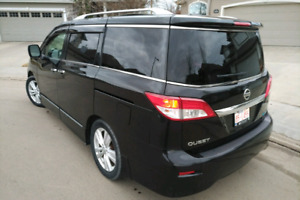 Nissan Quest (the nice one)