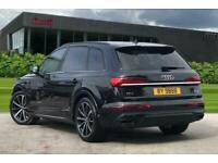 2020 Audi Q7 Black Edition 50 TDI quattro 286 PS tiptronic Estate Diesel Automat