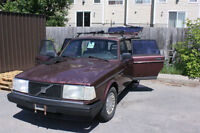 1992 Volvo 240 DL Wagon