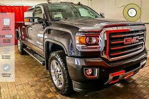 2016 GMC Sierra 2500 Crew 4x4 SLT / Long Box