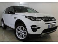 2015 15 LAND ROVER DISCOVERY SPORT 2.2 SD4 HSE 5DR AUTOMATIC 190 BHP DIESEL
