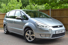 2009 Ford S-MAX 2.0TDCi Diesel Zetec £146 A Month £0 Deposit