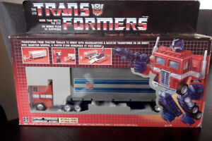 TRANSFORMERS Optimus Prime original