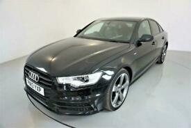 image for 2013 Audi A6 2.0 TDI BLACK EDITION 4d-2 FORMER KEEPERS-HEATED BLACK LEATHER-BOSE