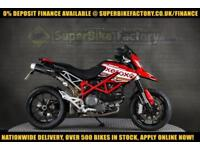 2011 61 DUCATI HYPERMOTARD HYPERMOTARD 1100CC EVO 0% DEPOSIT FINANCE AVAILABLE