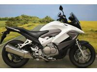 Honda VFR-800 X 2011**ABS, COMBINED BRAKING, H.I.S.S, ADJUSTABLE LEVERS**
