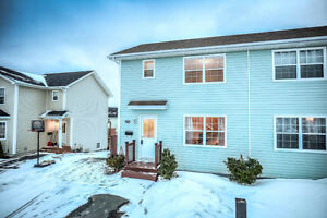 Neat as a pin townhome close to MUN, MALL & HOSPITAL$259,900.00