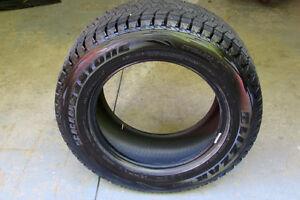 Wow!!! Blizzak Snow Tires - Like New 235/60 R16 Sarnia Sarnia Area image 1