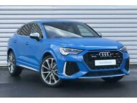 2020 Audi RS Q3 Sportback 400 PS S tronic Auto Estate Petrol Automatic