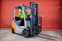 Certified Forklift Driver $14.25/hr Start Tomorrow! - Ingersoll