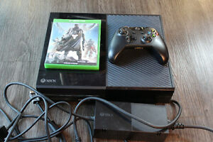 Xbox one 500 gb + destiny