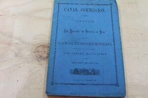 CANAL COMISSION 1871