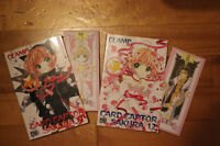 Manga Sakura card captor 11-12