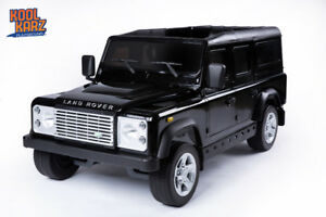 1 WEEK PRICE DROP!! KIDS RIDE ON LAND ROVER DEFENDER!!