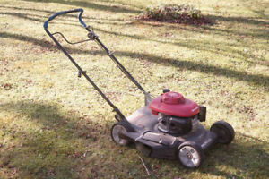 Honda HRS 216 Lawn Mower Push Mower