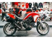 DUCATI Multistrada 950 Tour in Ducati Red ** CUSTOM GRAPHICS **
