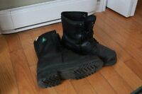 Safety Boots, size 12