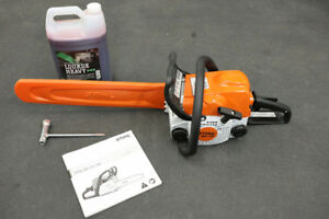 New Sthil m170 Chainsaw