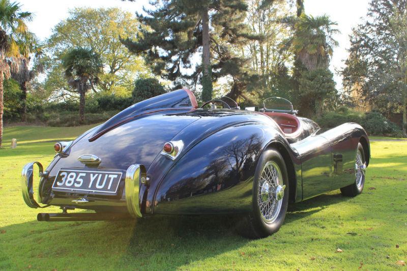 1954 jaguar xk120 se roadster 'jabbeke' | in orsett, essex | gumtree