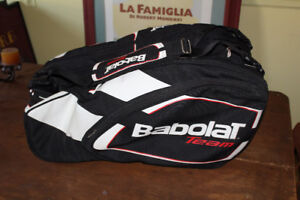 Huge Babolat Team Tennis racket bag travel case