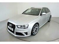 2014 Audi RS4 AVANT 4.2 RS4 AVANT FSI QUATTRO 5d 444 BHP-BANG AND OLUFSEN SOUND-
