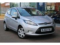 2010 FORD FIESTA 1.25 Edge [82] GREAT FIRST CAR