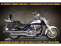 2009 59 SUZUKI M1800R INTRUDER 1800CC 0% DEPOSIT FINANCE AVAILABLE