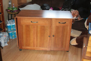 Sewing station Cabinet