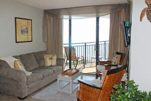 Beautiful Oceanfront Snowbird Rental at Ocean Forest Plaza