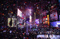 New Year's Eve in New York City bus tour from Moncton