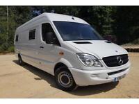 Mercedes Sprinter LWB New Camper Conversion