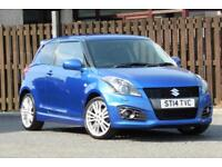 2014 SUZUKI SWIFT 1.6 SPORT 3DR HATCHBACK PETROL