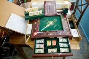 Franklin mint monoply game