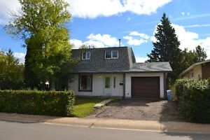 Sept 25th OPEN HOUSE 2-4pm  Family Home with 4 Bedrooms up!!
