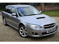 SUBARU LEGACY R SPORTS TOURER BOXER AWD, Grey, Manual, Diesel, 2008