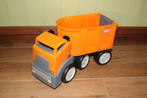 Camion benne Little Tikes