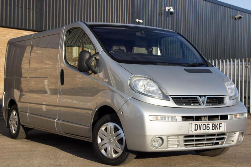 cc47475d9f Vauxhall Vivaro 1.9 CDTI 2700 Panel Van 4dr (SWB)