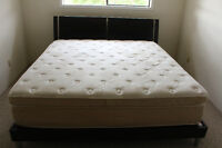 KING SIZE CHIROPRACTIC MATTRESS