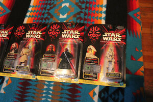 Star Wars action figures, collection blowout! must see
