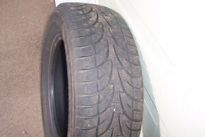 REDUCED - Two P245x65Rx17 tires
