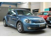 2016 Volkswagen Beetle 2.0 TDI 110 BlueMotion Tech Design 1 Owner 3 door Hatc...