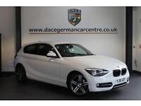 2015 L BMW 1 SERIES 1.6 116I SPORT 3DR 135 BHP