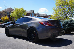 2013 Hyundai Genesis Coupe 3.8 GT Track Pack Coupe (2 door)